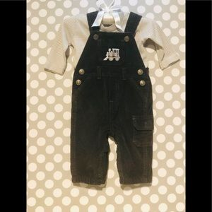 Carter's - Baby Boy's Overall Outfit